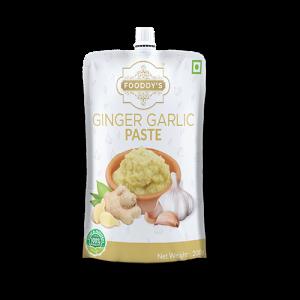 Gingar-garlic-paste