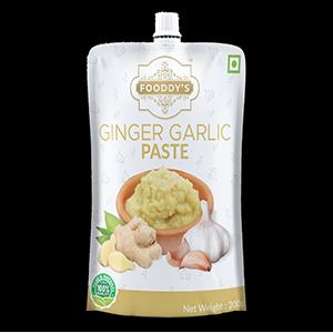 ginger-garlic